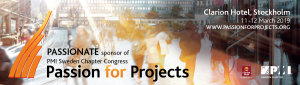 Banner Passion for projects